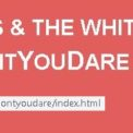 Citizen Advocacy:  Tell Congress and the White House #DontYouDare