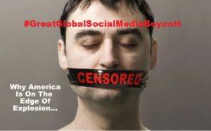 #GreatGlobalSocialMediaBoycott