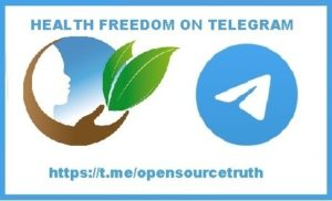 New Health Freedom Advocacy Platform!