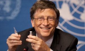 IT'S ABOUT TIME! Kudos! — WATCH: A Lawmaker Has Called For Billionaire Bill Gates To Face Trial In The International Criminal Court For Charges Of 'Crimes Against Humanity'