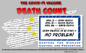 The Deadly COVID-19 Vaccine Coverup
