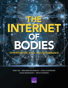 The Internet of Bodies (IoB) and Hacking Your DNA
