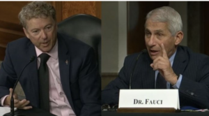 Rand Paul Just Put Fauci In His Place – Again