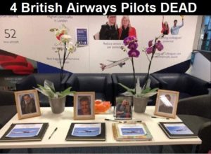 """4 British Airways Pilots DEAD Following COVID-19 Injections While Spain and Russia Prohibit """"Vaccinated"""" From Air Travel"""