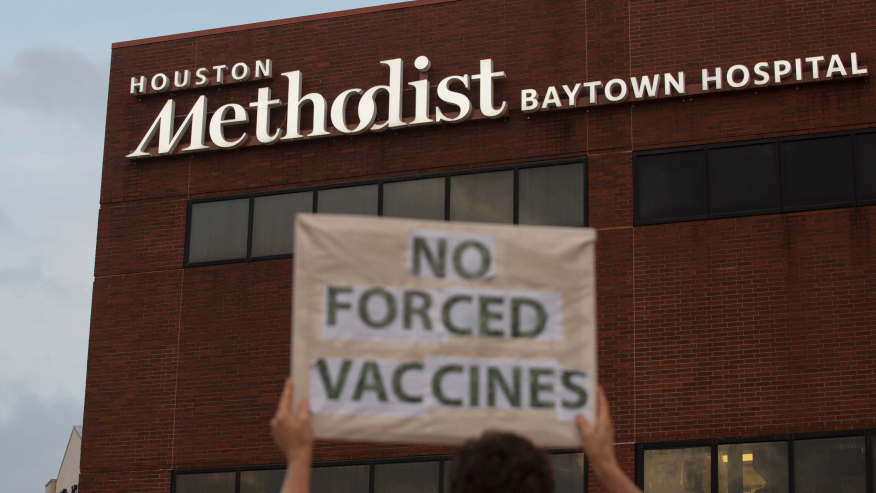 Judge tosses Houston hospital workers' vaccine requirement lawsuit