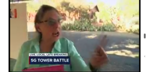 5G Battle: midtown residents host block parties, rallies and bake sales to stop towers from going up