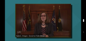 Gov. Brown provides details on how Oregon will reopen once state reaches 70% vaccination mark