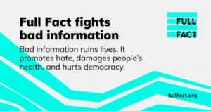 Why is Ofcom Suppressing Covid Information Based on the Advice of a Biased 'Fact-Checker' Funded by Google, Facebook and George Soros??