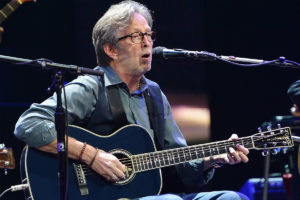 Eric Clapton refuses to play at venues requiring proof of vaccination for audience