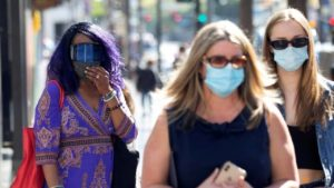Mask Mandate Returns to Los Angeles as COVID Cases Rise