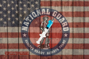 """The National Guard is Gearing Up for Door-To-Door """"Take the Shot"""" Talks"""