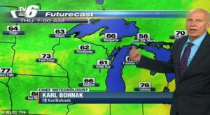 'We are being bludgeoned with fear:' Longtime Michigan meteorologist is fired after he refuses to get vaccinated