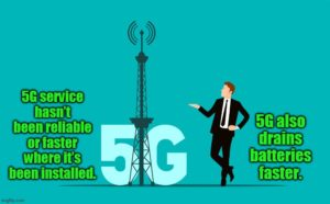 28,821 Authorized 5G Cell Sites Despite Increasing Opposition and Risks (France)