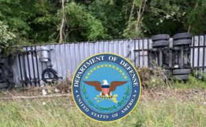 EXCLUSIVE: Emergency Response Says Department of Defense Has Taken Over Vaccine Shipment Crash That Shuttered Airspace