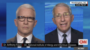 Fauci Inches Closer To National Vaccine Mandate