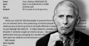 NEVER FORGET: Dr. Tony Fauci Killed MILLIONS when He Pushed Bogus Study that Downplayed Hydroxychloriquine Use While His Emails Prove He Knew of its Effectiveness