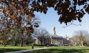 Penn State University Suspends Students Who Failed to Get Weekly COVID-19 Test